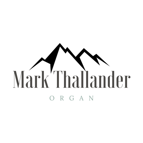 Fred Bock Organ